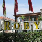 Insegna Hotel Roby