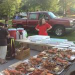 Special Activities - Crab Feast