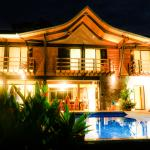 Kalon Surf Luxury Resort Costa Rica by Night
