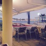 Dinner at Dockside dockside. Great food