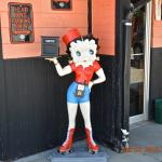 Another Betty Boop sign