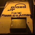 La verdad que el hotel esta muy bien ubicado personal muy amable. Tiene una vista a la Plaza de