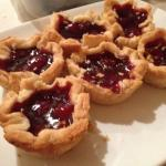 Scrumptious homemade tarts