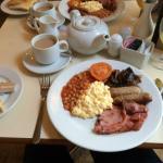 Reg Taylors Breakfast