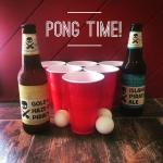 Play beer pong anytime - ask bartenders for details!