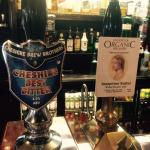 7 cask ales to chose from