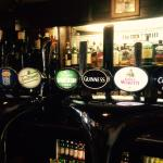 7 different draught lagers too