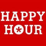 Happy hour Mon-Thurs 12-7:30pm and Fri 12-6:30pm