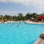 Camping La Chapelle waterpark