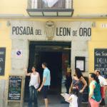 Posada del Leon de Oro Foto