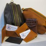 Functional American leather - hand made in Lancaster County, PA.