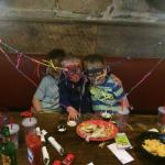 Silly kids!