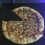 Really bad pizza