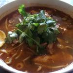 Tom-Yum Noodle Soup