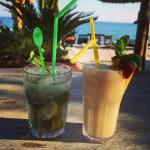 Virgin Mojito et Virgin Colada