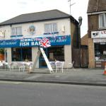 Bilde fra Newington Fish Bar