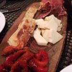Antipasti (choice of three items)