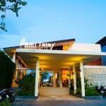 Entrance of Baan Talay Resort