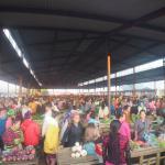The main market, Hmong Sunday market