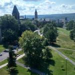 vista geral de Cornell