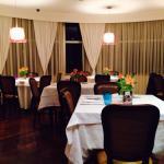 Mesas e prato