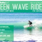 Green Wave Riders: Intermediate Surf Course