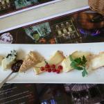 palette de fromages