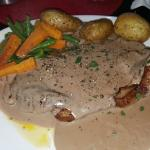 Sirloin Steak Al Pepeverde