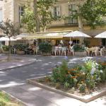 restaurantLa Coquille opposite hotel du Palais