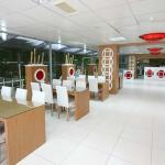 Hotel's Japanese styla restaurant
