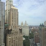 View from our room on 37th floor