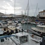Port de Saint Martin