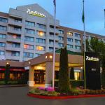 래디슨 호텔 게이트웨이 시애틀-타코마 에어포트