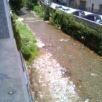 Vistas del torrente desde la habitacion