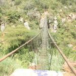 Kitengela glass bridge, a thrilling experience