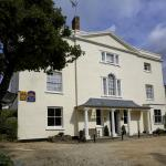 Foto de Best Western Henbury Lodge Hotel
