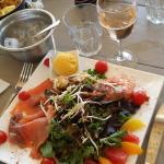 Très bon la salade Tao