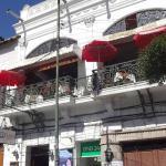 Restaurante Plaza balconies