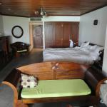 modern comfortable room size and well furnished