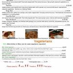 Kasira menu