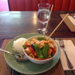 Red Curry Vegetable