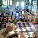 another view of the breakfast room