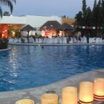 The pool at Suncsape (Sister resort)