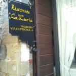 Photo de Ristorante La Curia