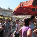 Market Day in Prades