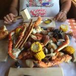 Seafood Feast!!!