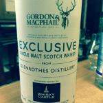This was the best of the whisky tastings! Very educational and tastings individually chosen base