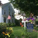 Lovely Windward House B&B in Camden, Maine