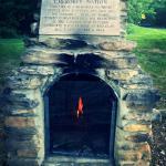 Cherokee fire