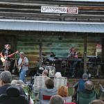 Einstein's Folly playing at Cannonsburgh 8/21/15